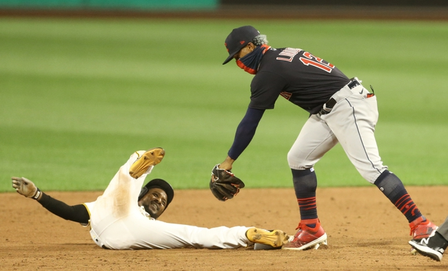 Pittsburgh Pirates vs. Cleveland Indians - 8/19/20 MLB Pick, Odds, and Prediction