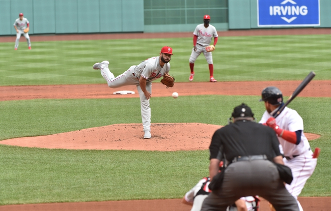 Boston Red Sox at Philadelphia Phillies Game One - 9/8/20 MLB Picks and Prediction
