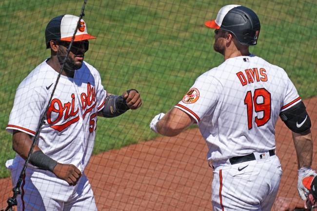 Atlanta Braves at Baltimore Orioles - 9/14/20 MLB Picks and Prediction