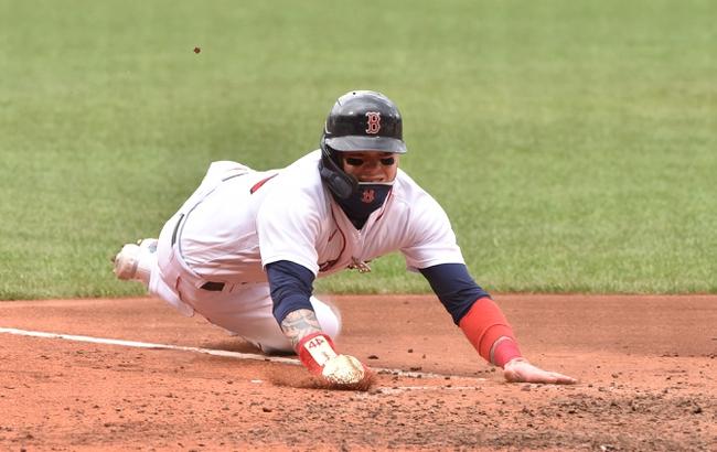 Philadelphia Phillies vs. Boston Red Sox Game 1 - 9/8/20 MLB Pick, Odds, and Prediction