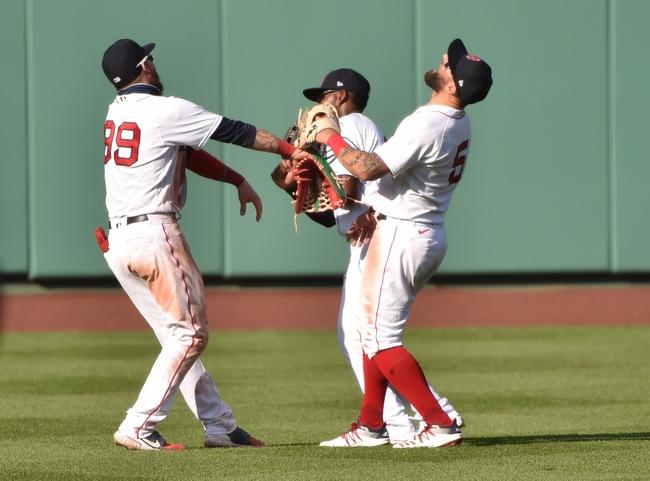 Philadelphia Phillies vs. Boston Red Sox Game 2 - 9/8/20 MLB Pick, Odds, and Prediction