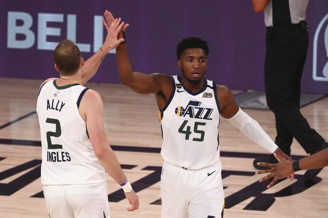 Utah Jazz vs. Denver Nuggets - 8/21/20 NBA Pick, Odds, and Prediction