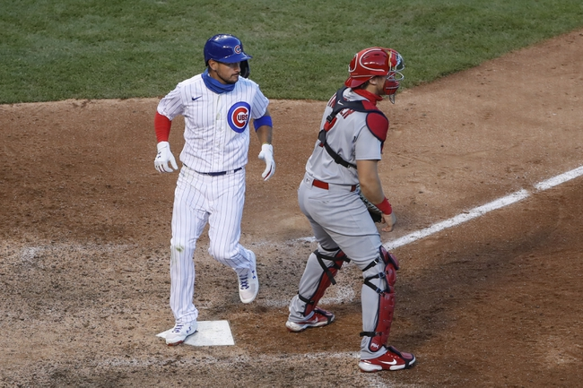 Chicago Cubs vs. St. Louis Cardinals - 9/4/20 MLB Pick, Odds, and Prediction