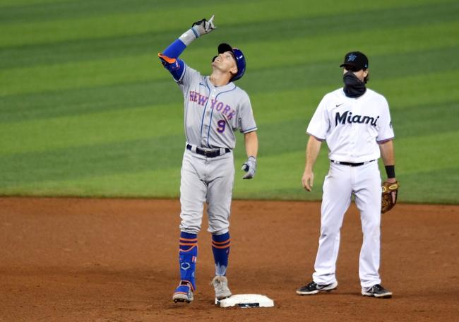 Miami Marlins vs. New York Mets - 8/20/20 MLB Pick, Odds, and Prediction