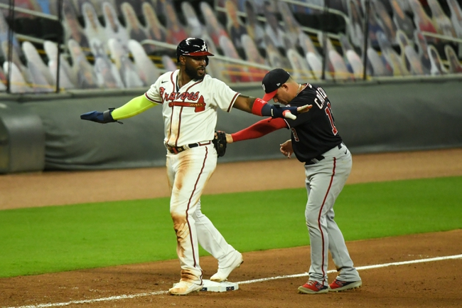 Washington Nationals at Atlanta Braves Game Two - 9/4/20 MLB Picks and Prediction