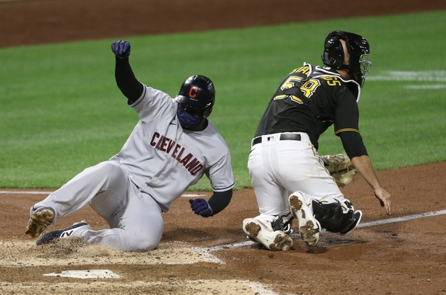 Pittsburgh Pirates at Cleveland Indians - 9/25/20 MLB Pick and Prediction
