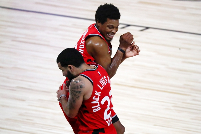 Toronto Raptors vs. Boston Celtics - 8/27/20 (Postponed) NBA Pick, Odds