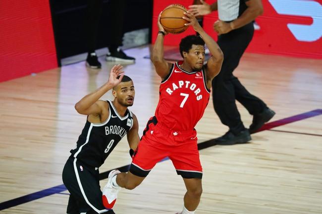 Brooklyn Nets vs. Toronto Raptors - 8/23/20 NBA Pick, Odds, and Prediction