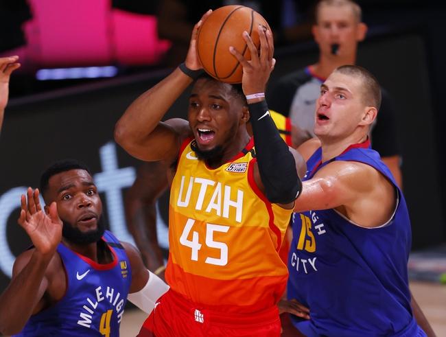 Denver Nuggets vs. Utah Jazz - 8/25/20 NBA Pick, Odds, and Prediction