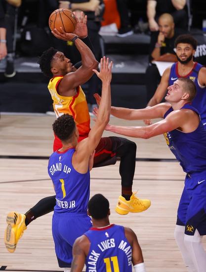 Denver Nuggets at Utah Jazz - 8/23/20 NBA Picks and Prediction