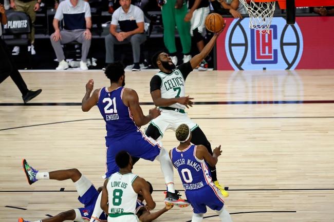 Philadelphia 76ers vs. Boston Celtics - 8/23/20 NBA Pick, Odds, and Prediction