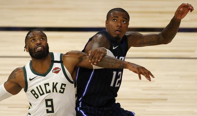 Orlando Magic vs. Milwaukee Bucks - 8/24/20 NBA Pick, Odds, and Prediction