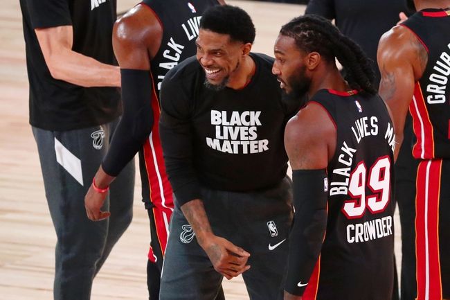 Indiana Pacers at Miami Heat - 8/24/20 NBA Picks and Prediction
