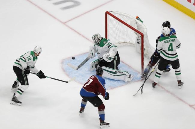 Colorado Avalanche vs. Dallas Stars - 8/24/20 NHL Pick, Odds, and Prediction