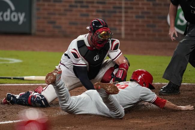 Atlanta Braves vs. Philadelphia Phillies - 8/23/20 MLB Pick, Odds, and Prediction