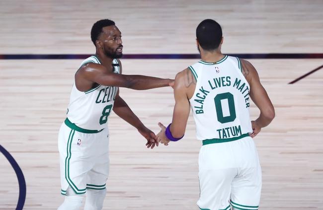 Toronto Raptors vs. Boston Celtics - 8/30/20 NBA Pick, Odds, and Prediction
