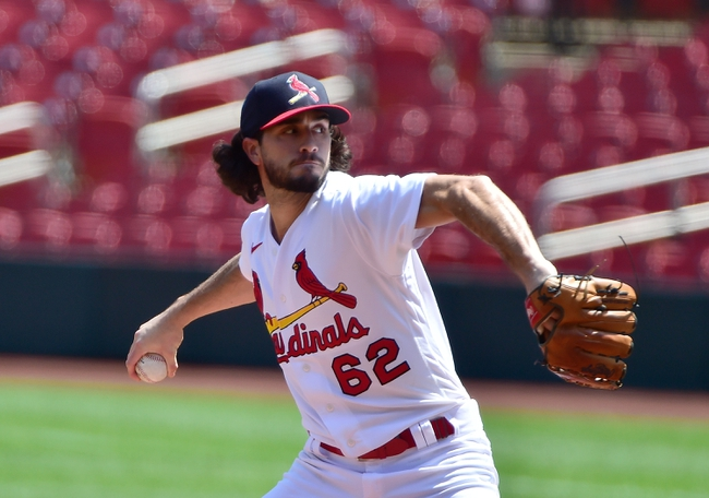 Milwaukee Brewers at St. Louis Cardinals Game 2 - 9/25/20 MLB Pick and Prediction