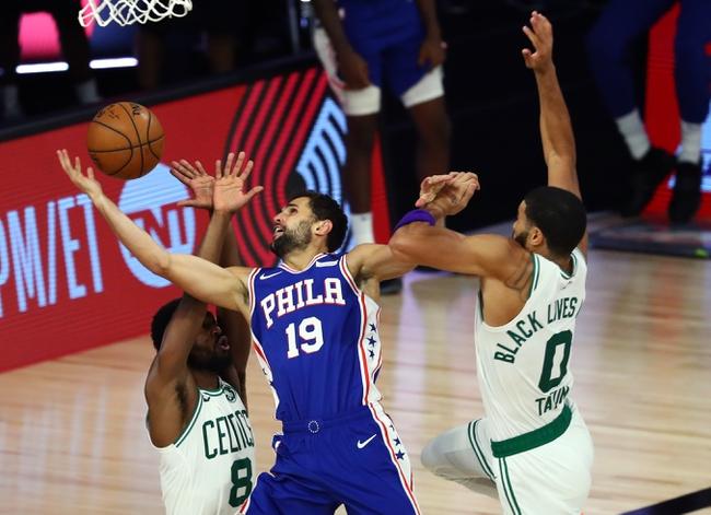 Philadelphia 76ers vs. Boston Celtics NBA Picks, Odds, Predictions 12/15/20