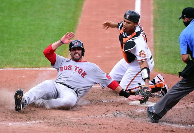 Dana Lane's Baltimore Orioles vs Boston Red Sox 'Elite' Winner