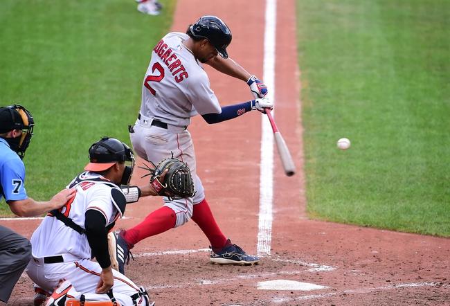 Baltimore Orioles at Boston Red Sox - 9/22/20 MLB Picks and Prediction