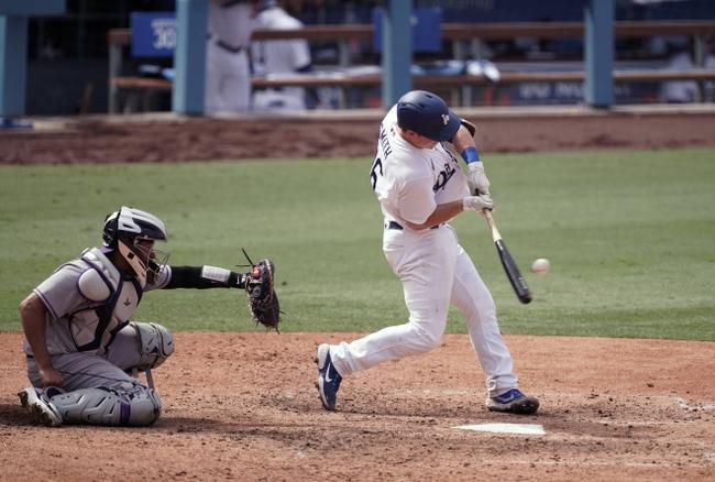 Colorado Rockies at Los Angeles Dodgers - 9/4/20 MLB Picks and Prediction