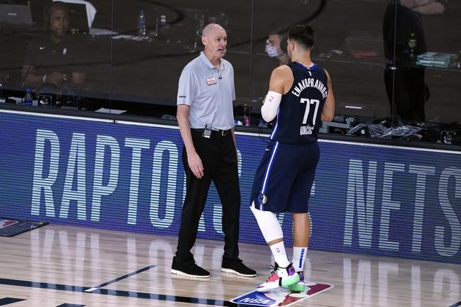 Dallas Mavericks at Los Angeles Clippers - 8/25/20 NBA Picks and Prediction