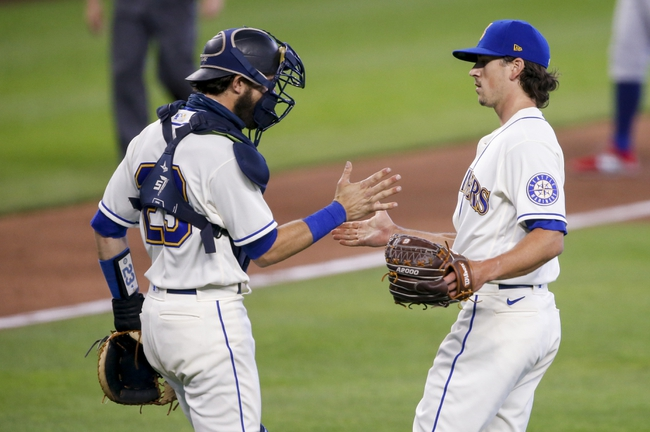 Seattle Mariners vs. Texas Rangers - 9/4/20 MLB Pick, Odds, and Prediction