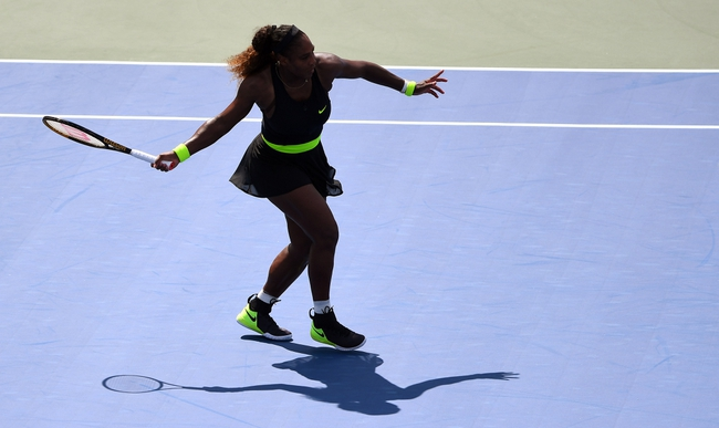 Serena Williams vs. Maria Sakkari - 8/25/20 Cincinnati Tennis Pick, Odds, and Prediction