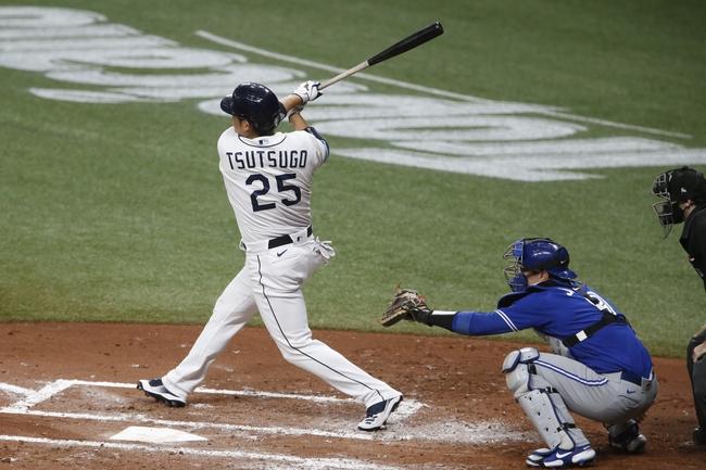 Toronto Blue Jays at Tampa Bay Rays 9/29/20 MLB Wild Card Picks and Predictions