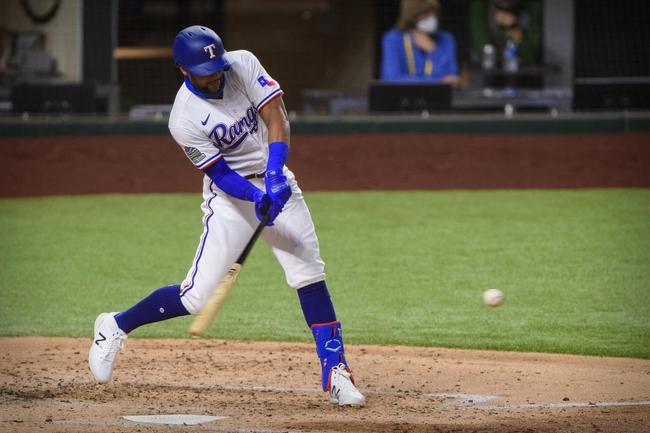 Texas Rangers vs. Oakland Athletics - 8/25/20 MLB Pick, Odds, and Prediction