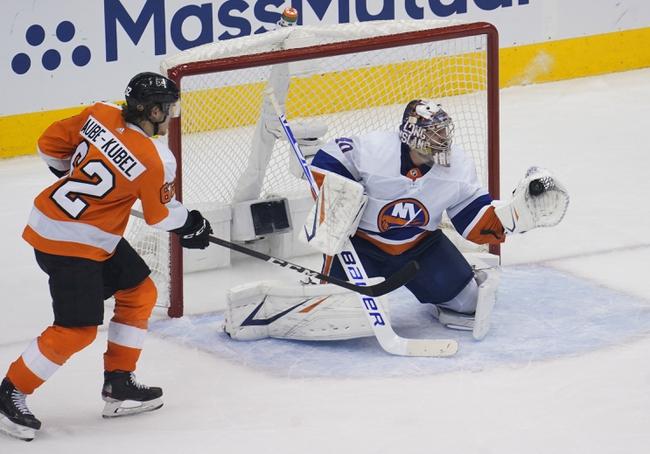 Philadelphia Flyers vs. New York Islanders - 8/26/20 NHL Pick, Odds, and Prediction