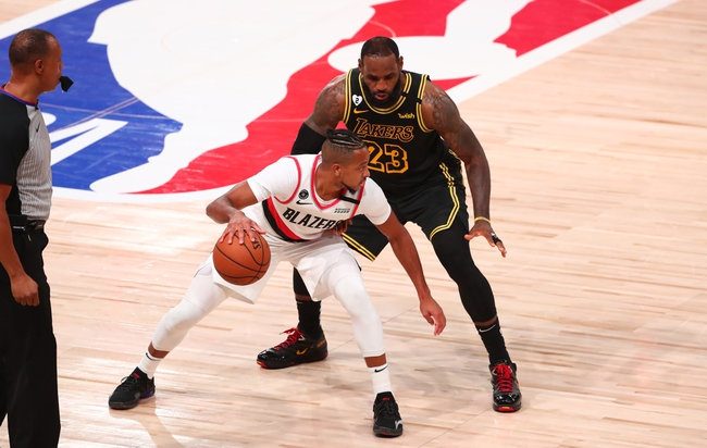 Los Angeles Lakers vs. Portland Trail Blazers - 8/26/20 NBA Pick, Odds, and Prediction