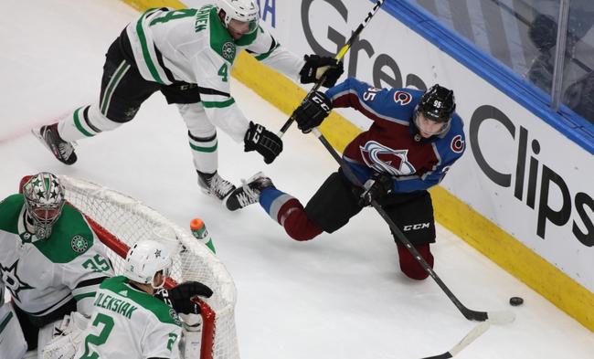 Dallas Stars vs. Colorado Avalanche - 8/26/20 NHL Pick, Odds, and Prediction