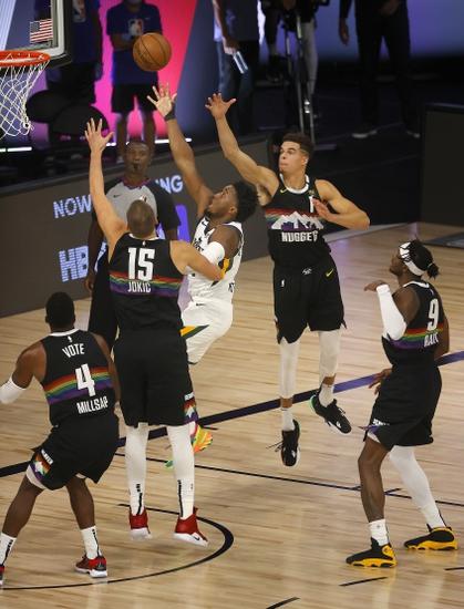 NBA Play off Totals Smash