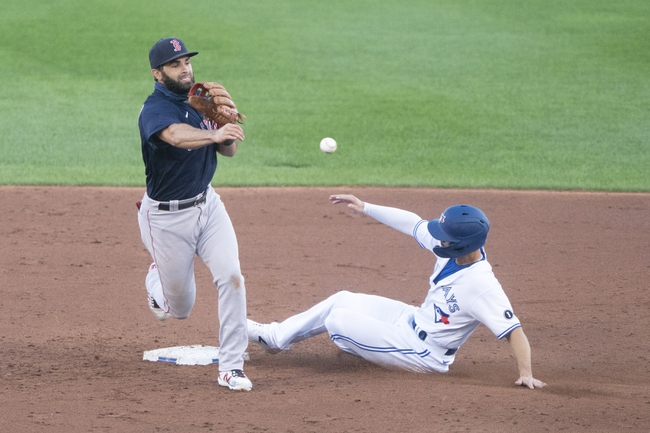 Toronto Blue Jays vs. Boston Red Sox - 8/26/20 MLB Pick, Odds, and Prediction