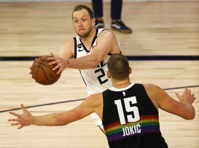 Utah Jazz vs. Denver Nuggets - 8/30/20 NBA Pick, Odds, and Prediction