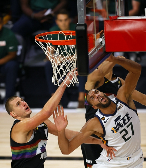 Tony T's Nuggets vs. Jazz TOTAL 8-30-2020