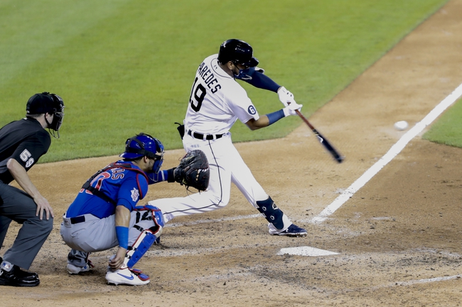Detroit Tigers vs. Chicago Cubs - 8/26/20 MLB Pick, Odds, and Prediction
