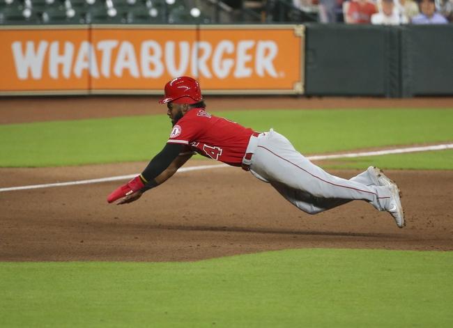 Los Angeles Angels at Houston Astros - 9/5/20 MLB Picks and Prediction