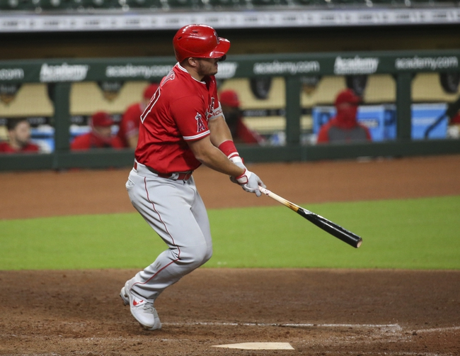 Houston Astros at Los Angeles Angels - 9/4/20 MLB Picks and Prediction