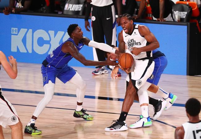 Dallas Mavericks vs. Los Angeles Clippers - (Postponed) 8/27/20 NBA Pick, Odds