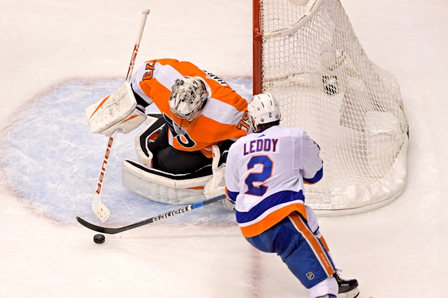 Philadelphia Flyers at New York Islanders - 8/27/20 NHL Picks and Prediction