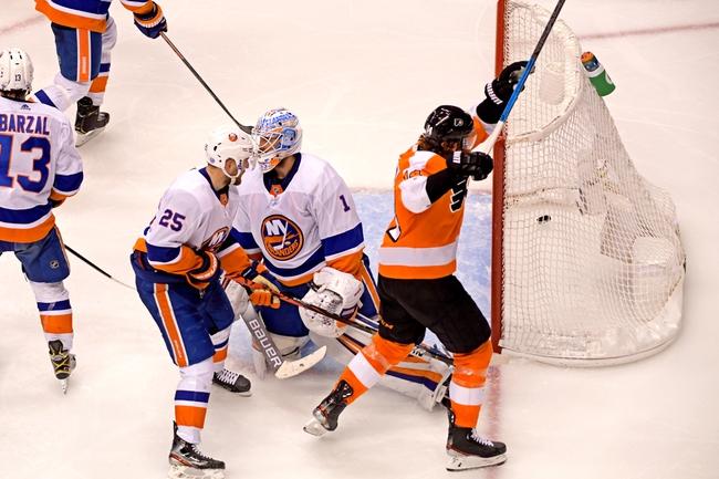New York Islanders vs. Philadelphia Flyers - 8/27/20 NHL Pick, Odds, and Prediction