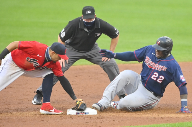 Cleveland Indians at Minnesota Twins - 9/11/20 MLB Picks and Prediction