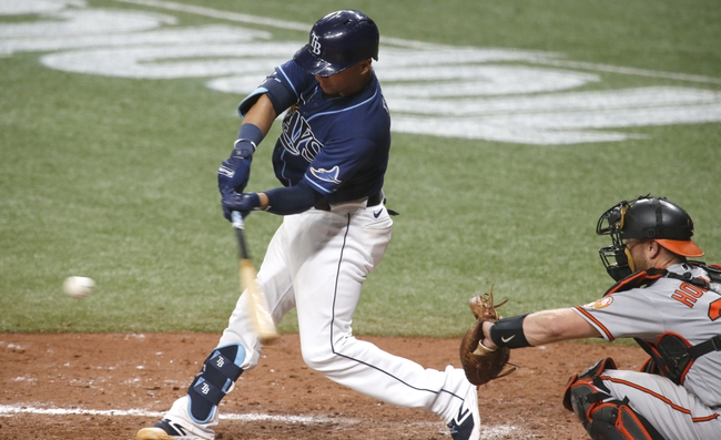 Baltimore Orioles at Tampa Bay Rays Game 2 - 9/17/20 MLB Picks and Prediction