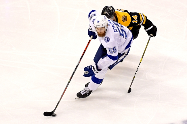 Tampa Bay Lightning at Boston Bruins - 8/29/20 NHL Picks and Prediction