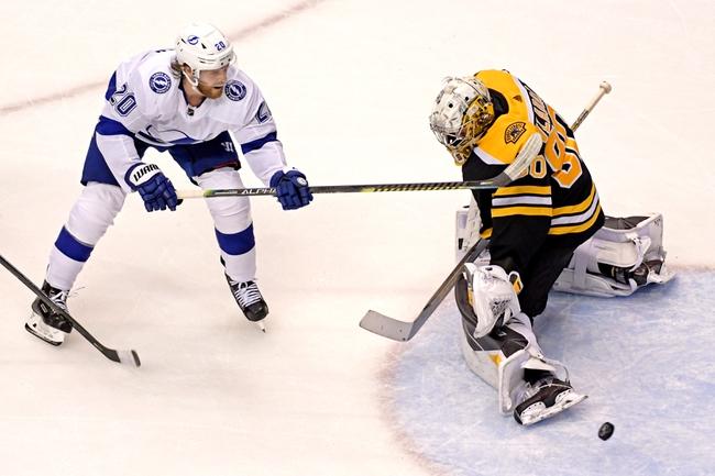 Boston Bruins vs. Tampa Bay Lightning - 8/29/20 NHL Pick, Odds, and Prediction