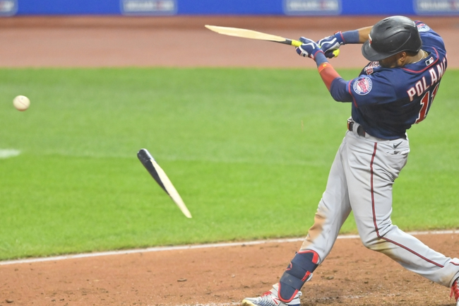 Minnesota Twins vs. Cleveland Indians - 9/11/20 MLB Pick, Odds, and Prediction