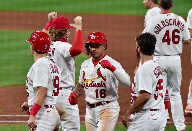 St. Louis Cardinals at Kansas City Royals - 9/21/20 MLB Picks and Prediction