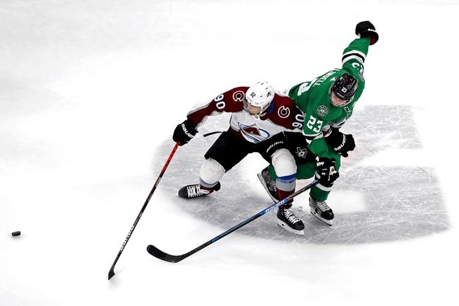 Dallas Stars vs. Colorado Avalanche - 8/30/20 NHL Pick, Odds, and Prediction